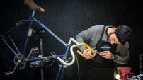 Luis's Bike Shop - Réparation